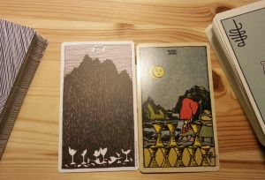 Eight of Cups