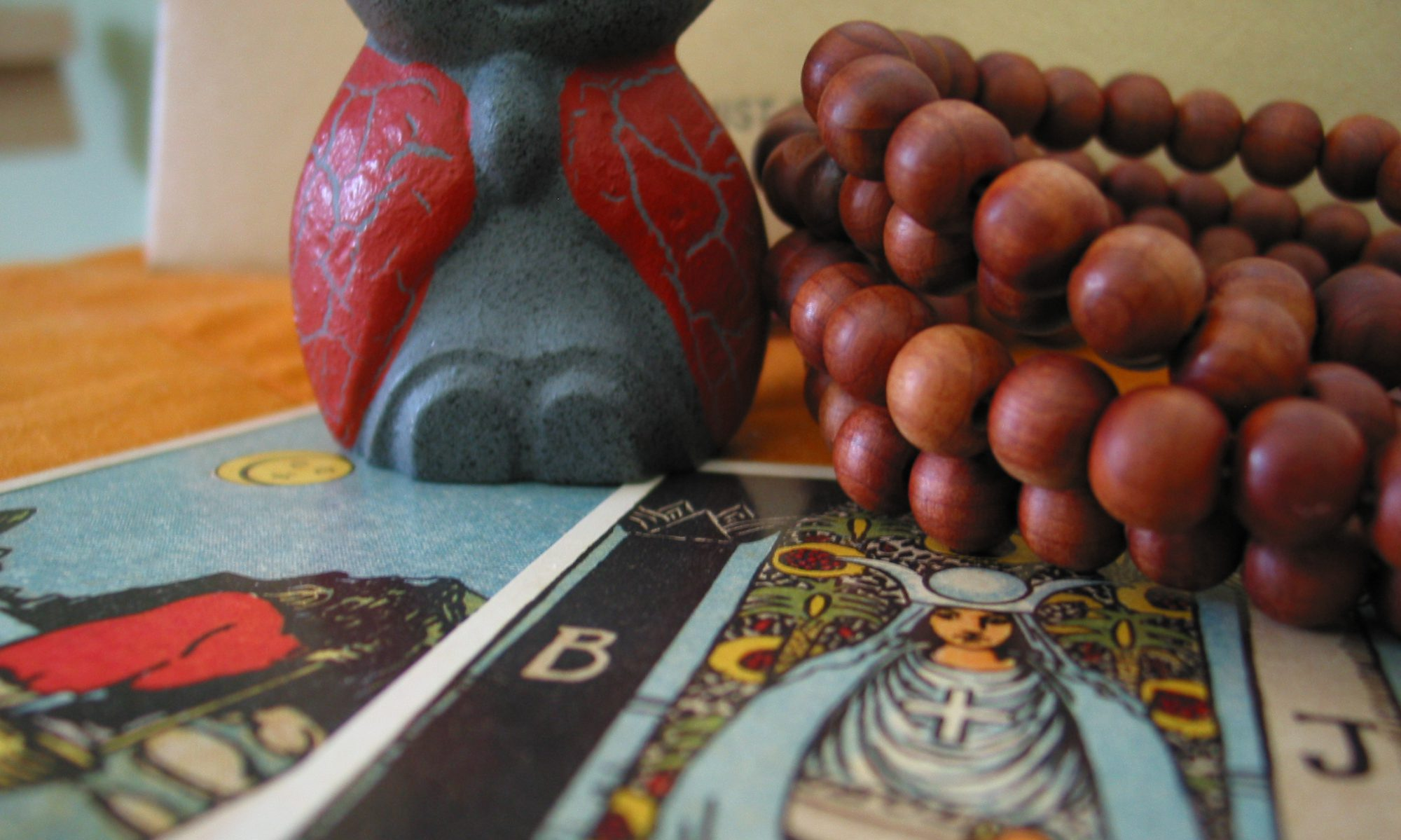 Dharma Eyes Tarot