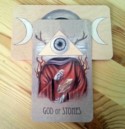 God of Stones